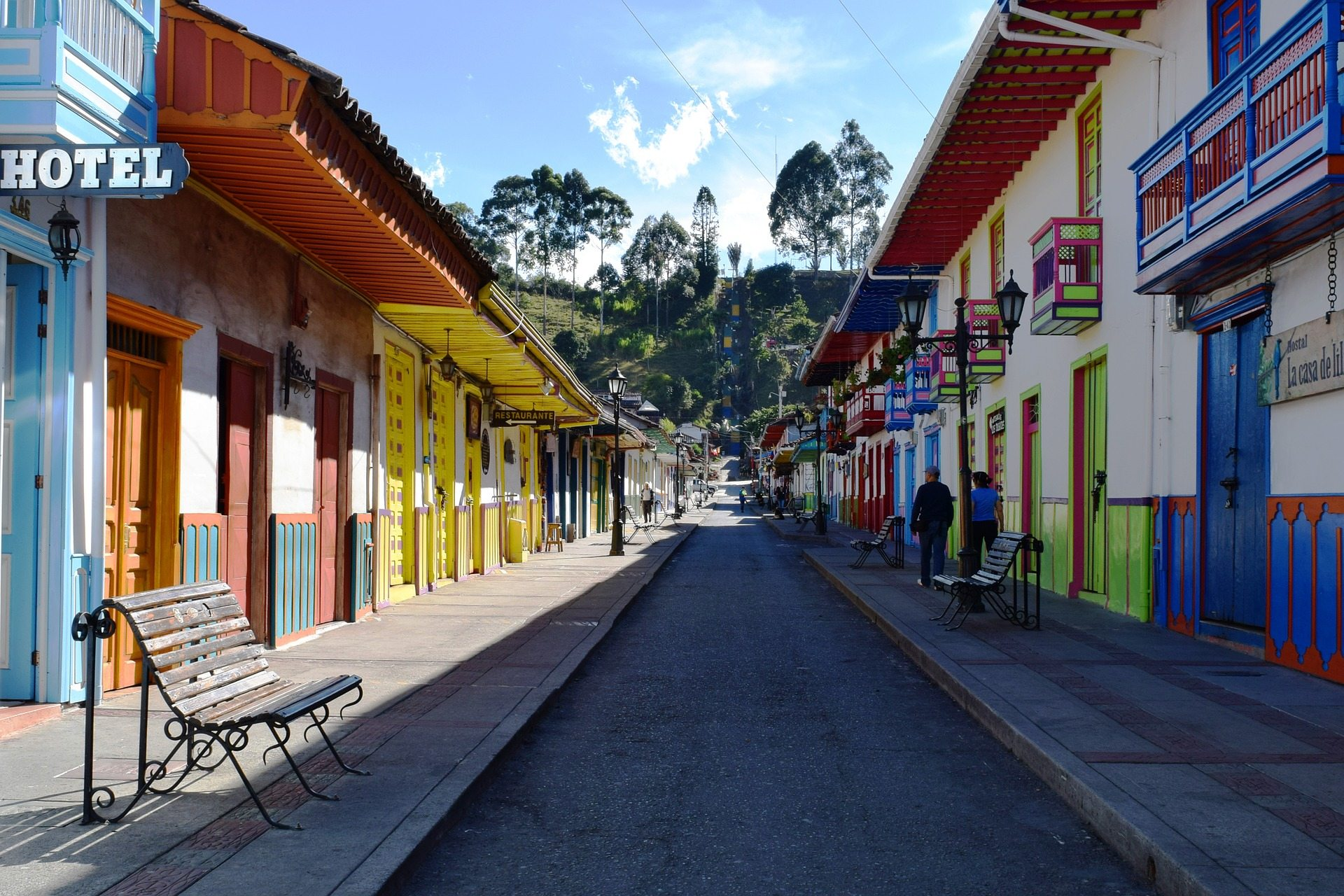 HTN Colombia Prayer Schedule