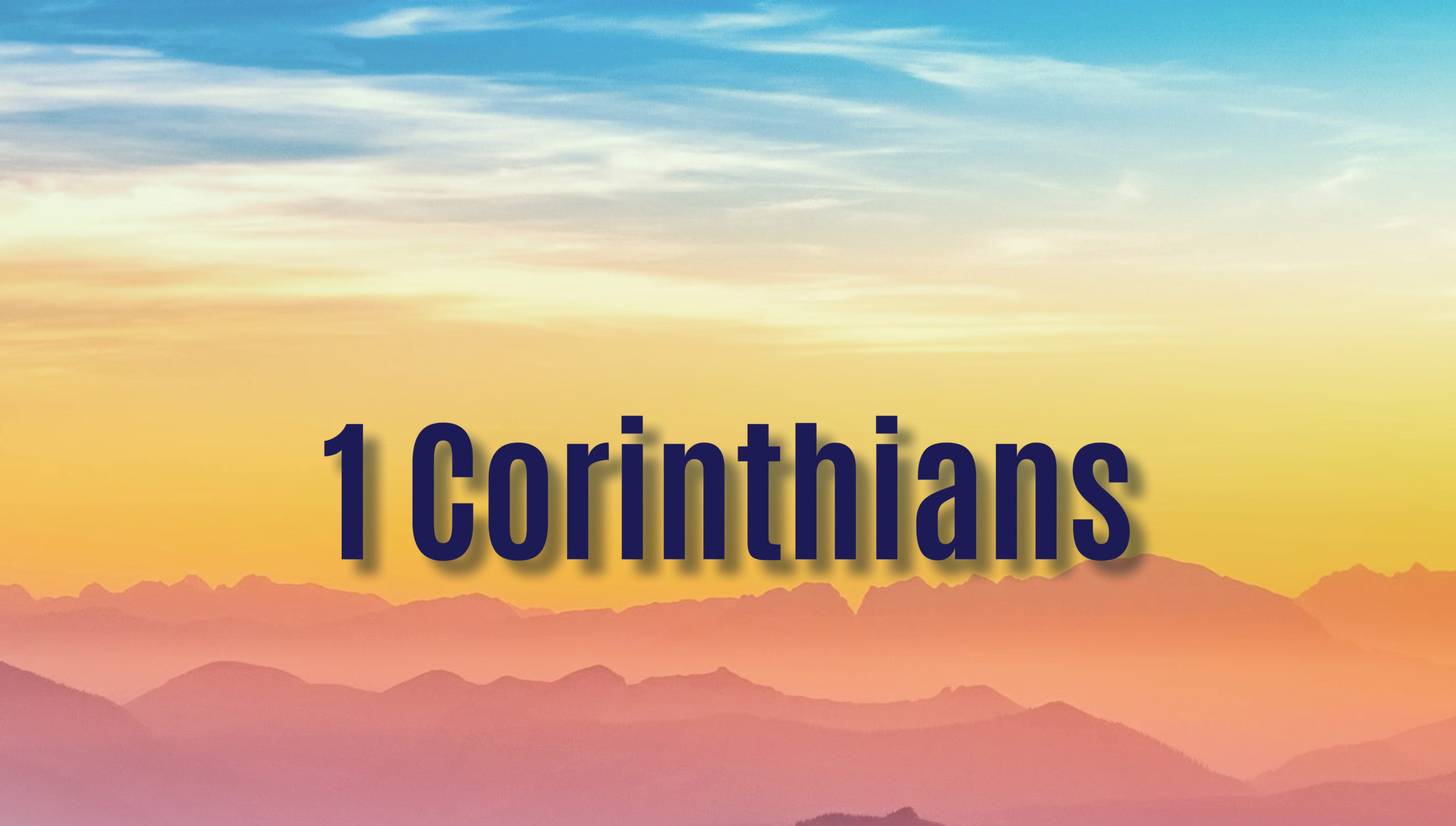 """""""Right Thinking about the Resurrection"""" (1 Corinthians 15:29–34)"""