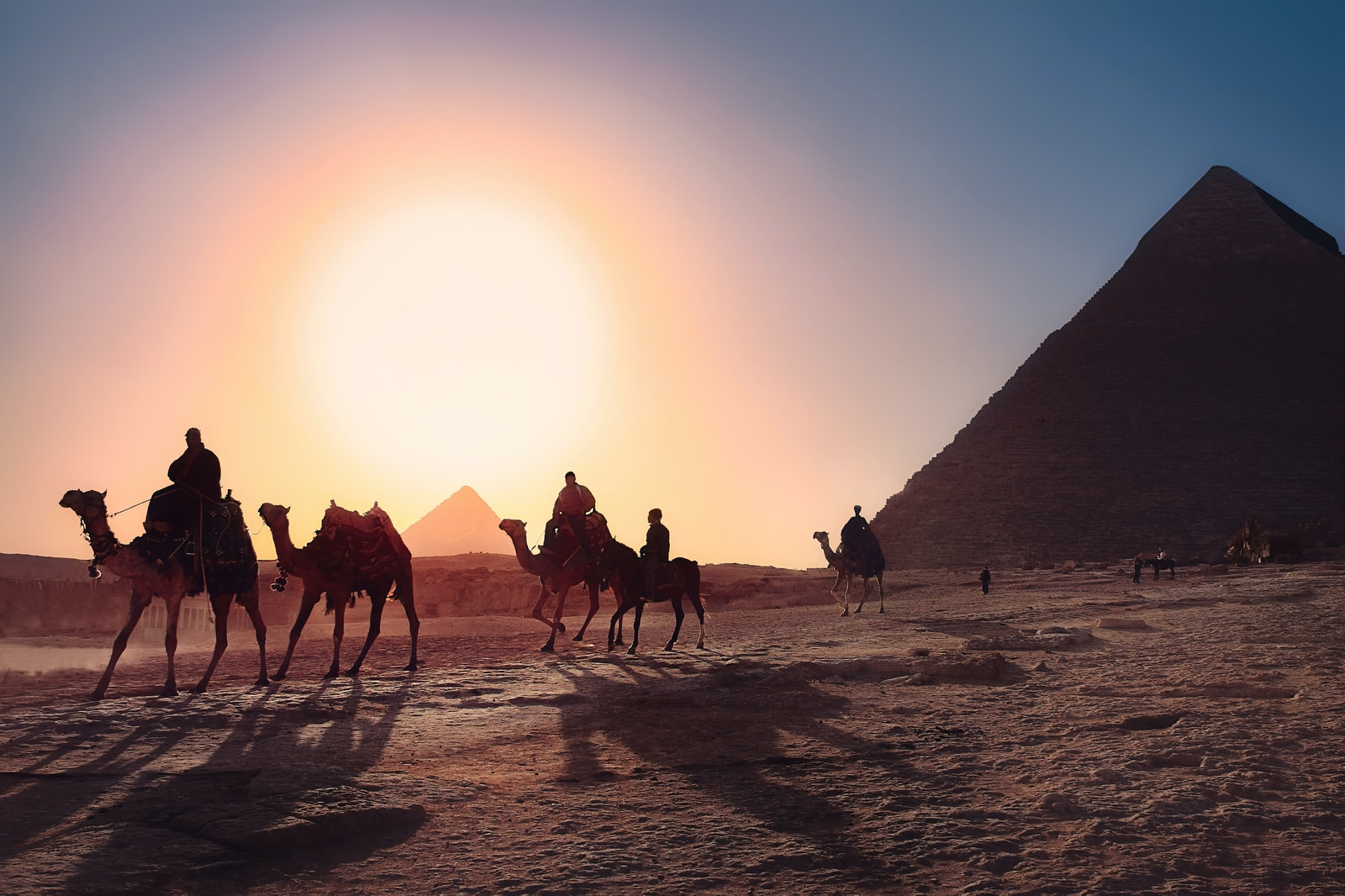 """""""A Nation Going Down to Egypt"""" – Genesis 45:16–46:27"""